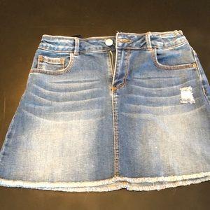 Zara Kids Jean skirt